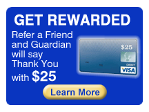 Get Rewarded - Refer A Friend
